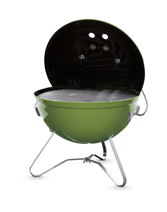 Smokey Joe® Premium 37 cm (svetlo zelený) - SvetGrilov