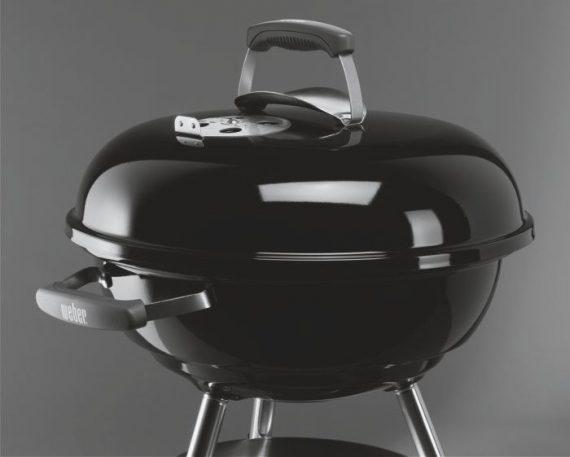 Compact Kettle 47cm (čierny)
