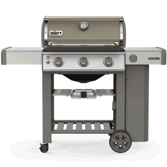 Genesis® II E-310 GBS (šedý)